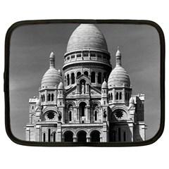 Vintage France Paris The Sacre Coeur Basilica 1970 15  Netbook Case