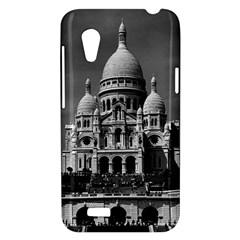 Vintage France Paris The Sacre Coeur Basilica 1970 HTC Desire VT T328T Hardshell Case