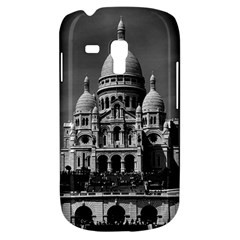 Vintage France Paris The Sacre Coeur Basilica 1970 Samsung Galaxy S3 MINI I8190 Hardshell Case