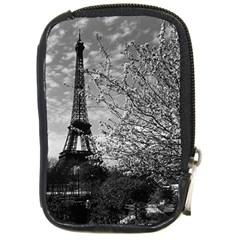 Vintage France Paris Eiffel tour 1970 Digital Camera Case