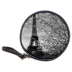 Vintage France Paris Eiffel tour 1970 CD Wallet