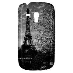 Vintage France Paris Eiffel Tour 1970 Samsung Galaxy S3 Mini I8190 Hardshell Case