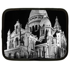 Vintage France Paris The Sacre Coeur Basilica 1970 15  Netbook Case