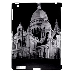 Vintage France Paris The Sacre Coeur Basilica 1970 Apple Ipad 3/4 Hardshell Case (compatible With Smart Cover)