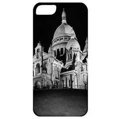 Vintage France Paris The Sacre Coeur Basilica 1970 Apple Iphone 5 Classic Hardshell Case