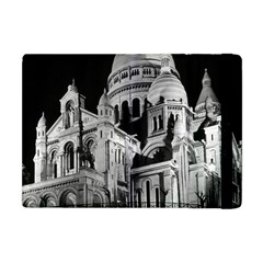 Vintage France Paris The Sacre Coeur Basilica 1970 Apple Ipad Mini Flip Case