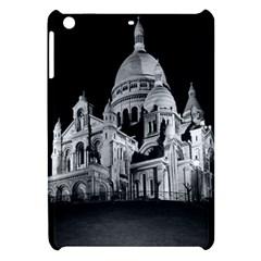 Vintage France Paris The Sacre Coeur Basilica 1970 Apple iPad Mini Hardshell Case
