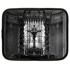 Vintage France Paris Royal Chapel Altar St James Palace 15  Netbook Case