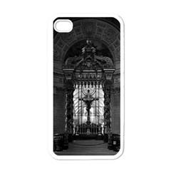 Vintage France Paris royal chapel altar St James Palace White Apple iPhone 4 Case