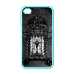 Vintage France Paris Royal Chapel Altar St James Palace Apple Iphone 4 Case (color)