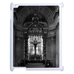 Vintage France Paris Royal Chapel Altar St James Palace Apple Ipad 2 Case (white)