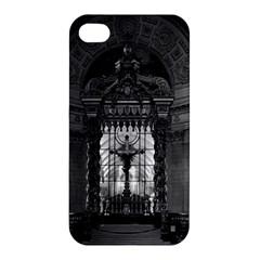 Vintage France Paris royal chapel altar St James Palace Apple iPhone 4/4S Premium Hardshell Case