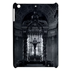 Vintage France Paris Royal Chapel Altar St James Palace Apple Ipad Mini Hardshell Case