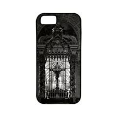 Vintage France Paris royal chapel altar St James Palace Apple iPhone 5 Classic Hardshell Case (PC+Silicone)