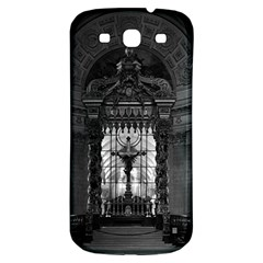 Vintage France Paris royal chapel altar St James Palace Samsung Galaxy S3 S III Classic Hardshell Back Case