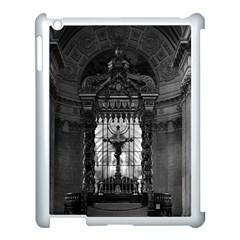 Vintage France Paris royal chapel altar St James Palace Apple iPad 3/4 Case (White)