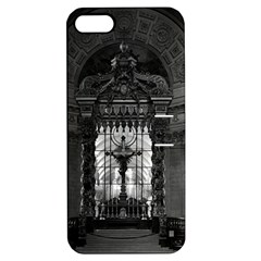 Vintage France Paris royal chapel altar St James Palace Apple iPhone 5 Hardshell Case with Stand