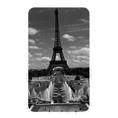 Vintage France Paris Fontain Chaillot Tour Eiffel 1970 Card Reader (Rectangle)