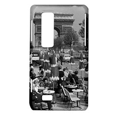 Vinatge France Paris Triumphal arch 1970 LG Optimus 3D P920 / Thrill 4G P925 Hardshell Case