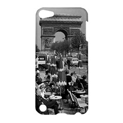 Vinatge France Paris Triumphal arch 1970 Apple iPod Touch 5 Hardshell Case