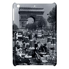 Vinatge France Paris Triumphal Arch 1970 Apple Ipad Mini Hardshell Case