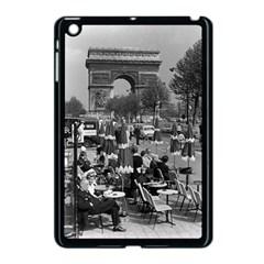 Vinatge France Paris Triumphal Arch 1970 Apple Ipad Mini Case (black)