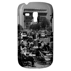 Vinatge France Paris Triumphal arch 1970 Samsung Galaxy S3 MINI I8190 Hardshell Case