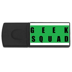 Geek Squad 1Gb USB Flash Drive (Rectangle)