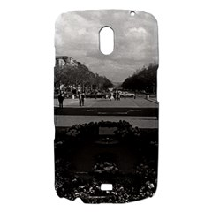 Vintage France Paris Triumphal arch Unknown soldier Samsung Galaxy Nexus i9250 Hardshell Case