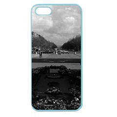 Vintage France Paris Triumphal arch Unknown soldier Apple Seamless iPhone 5 Case (Color)