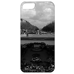 Vintage France Paris Triumphal arch Unknown soldier Apple iPhone 5 Classic Hardshell Case