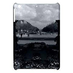 Vintage France Paris Triumphal arch Unknown soldier Apple iPad Mini Hardshell Case