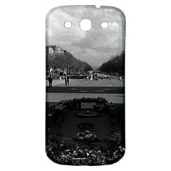 Vintage France Paris Triumphal Arch Unknown Soldier Samsung Galaxy S3 S Iii Classic Hardshell Back Case