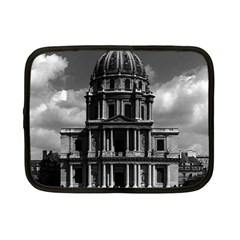 Vintage France Paris Church Saint Louis Des Invalides 7  Netbook Case
