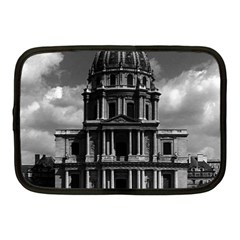 Vintage France Paris Church Saint Louis Des Invalides 10  Netbook Case