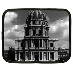 Vintage France Paris Church Saint Louis des Invalides 12  Netbook Case