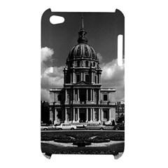 Vintage France Paris Church Saint Louis des Invalides Apple iPod Touch 4G Hardshell Case