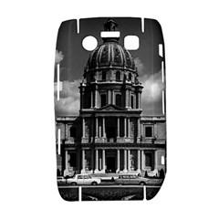 Vintage France Paris Church Saint Louis des Invalides BlackBerry Bold 9700 Hardshell Case