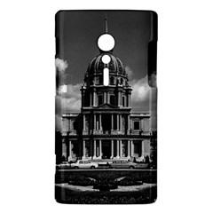 Vintage France Paris Church Saint Louis des Invalides Sony Xperia ion Hardshell Case