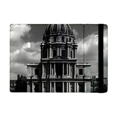 Vintage France Paris Church Saint Louis des Invalides Apple iPad Mini Flip Case