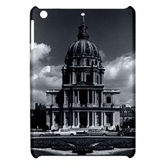Vintage France Paris Church Saint Louis des Invalides Apple iPad Mini Hardshell Case