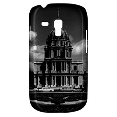 Vintage France Paris Church Saint Louis des Invalides Samsung Galaxy S3 MINI I8190 Hardshell Case