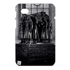 Vintage France Paris  Invalides marshal foch tomb 1970 Samsung Galaxy Tab 7  P1000 Hardshell Case
