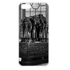 Vintage France Paris  Invalides Marshal Foch Tomb 1970 Apple Iphone 5 Seamless Case (white)