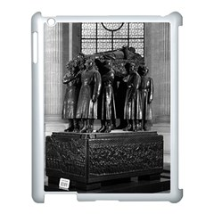 Vintage France Paris  Invalides Marshal Foch Tomb 1970 Apple Ipad 3/4 Case (white)