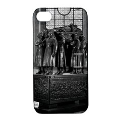 Vintage France Paris  Invalides Marshal Foch Tomb 1970 Apple Iphone 4/4s Hardshell Case With Stand