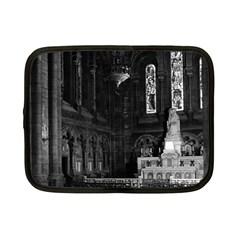 Vintage France Paris sacre Coeur basilica virgin chapel 7  Netbook Case