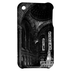 Vintage France Paris sacre Coeur basilica virgin chapel Apple iPhone 3G/3GS Hardshell Case
