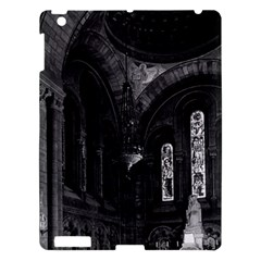 Vintage France Paris sacre Coeur basilica virgin chapel Apple iPad 3/4 Hardshell Case