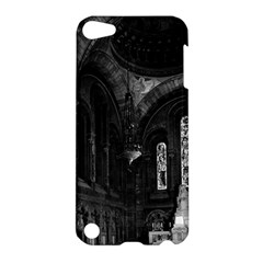 Vintage France Paris sacre Coeur basilica virgin chapel Apple iPod Touch 5 Hardshell Case
